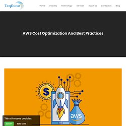 AWS Cost Optimization And Best Practices