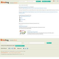 Search Engine Optimization by Shreeyaan Solusmart Pvt. Ltd.