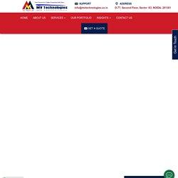 Social Media Optimization Services in Noida - MV Technologies
