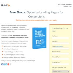 How to Optimize Landing Pages for Conversion