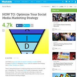 HOW TO: Optimize Your Social Media Marketing Strategy