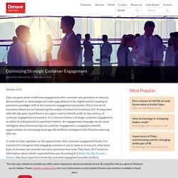 Optimizing Strategic Customer Engagement