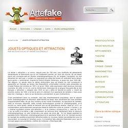 JOUETS OPTIQUES ET ATTRACTION