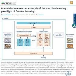 Artificial Intelligence Digital Pathology Scanner