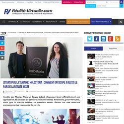Opuscope : comment la startup a réussi le pari de la réalité mixte