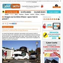 Orages sur la Côte d'Azur : que s'est-il passé ?