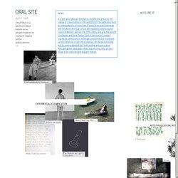 Oral Site