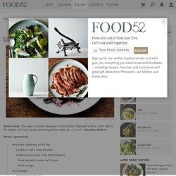Beet, Orange, and Black Olive Salad recipe on Food52.com