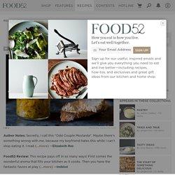Orange-Fennel Mostarda Recipe on Food52