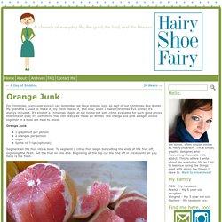 Orange Junk « hairyshoefairy