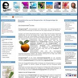 Orangenreiniger das natürliche wohlduftende Universalreinigungsmittel