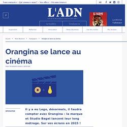 Orangina se lance au cinéma