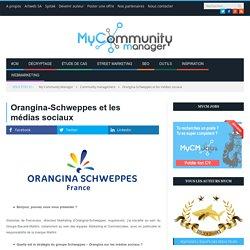 Orangina-Schweppes et les médias sociaux