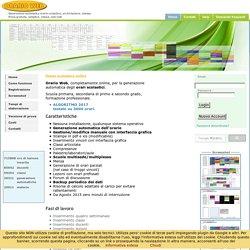 ORARIO WEB - Orario scolastico online