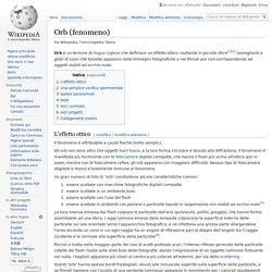 Orb (fenomeno)
