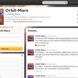 Orbit-Mars (Orbit_Mars) on Twitter