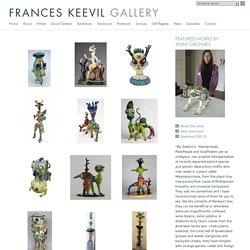 Jenny Orchard at Frances Keevil Gallery Sydney