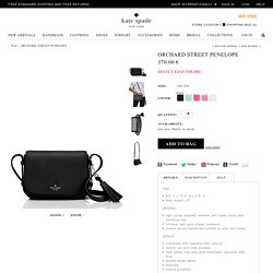 orchard street penelope - kate spade new york