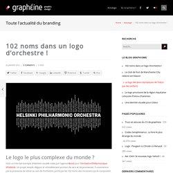 102 noms dans un logo d'orchestre ! - Graphéine - Agence de communication Paris Lyon