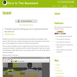 Orcs In The Basement » SkinEdit