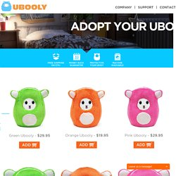Order an Ubooly today!
