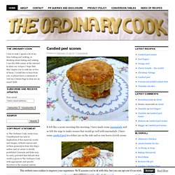 The Ordinary Cook