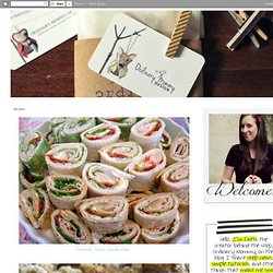 ORDINARY MOMMY DESIGN: Recipes