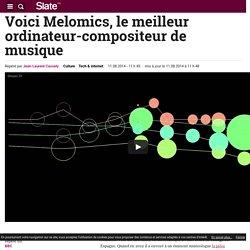 Voici Melomics, le meilleur ordinateur-compositeur de musique