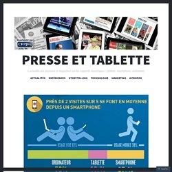 Ordinateur, smartphone, tablette : comment les lecteurs consultent la presse en numérique