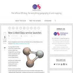 New Linked Data service launches