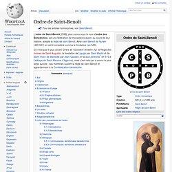 Ordre de Saint-Benoît 529-