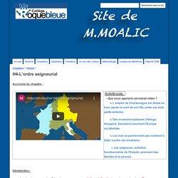 H4-L'ordre seigneurial - Site de M.Moalic