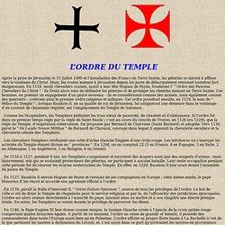 Ordre du Temple
