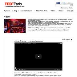 Sylvain Ordureau : Le voyage fantastique