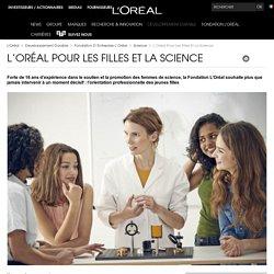 L'Oréal Pour les Filles et la Science - L'Oréal Groupe