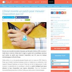 L'Oréal sort un patch pour mesurer l'exposition aux UV