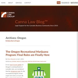 Canna Law Blog™