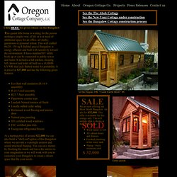 Oregon Cottage Co.