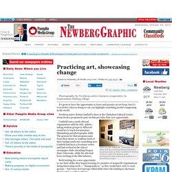 Oregon Local News - Practicing art, showcasing change