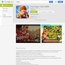 The Oregon Trail: Settler - Apps on Android Market