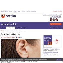 Os de l'oreille : liste et pathologies - Ooreka