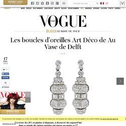 La réouverture de la boutique vintage Au Vase de Delft à Paris