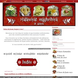 bugnes moelleuses ou oreillettes croustillantes - Halawiyat Maghribiya