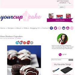 Oreo Hostess Cupcakes