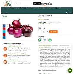 Buy-Order Organic Onion Online
