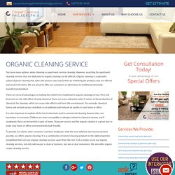 Organic Carpet Cleaning Philadelphia