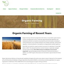 Organic Farming- Soil Association