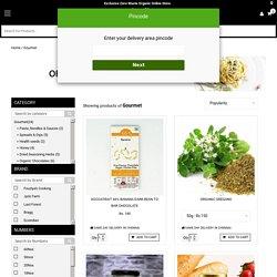 Organic Gourmet online Chennai