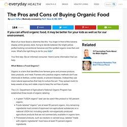 Organic Food for Kids - Kids' Health Center