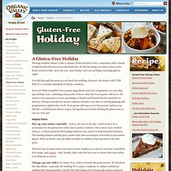 Organic Valley - Gluten Free Holiday